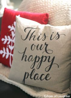 Echoes of Laughter: Christmas House Tour 2014 & Tour of Homes