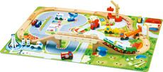 Sevi Steckwürfel Noahs Arche »  Sortier-, Stapel- & Steckspielzeug - Jetzt online kaufen   windeln.de