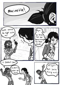 ML Comic Ch 1 Pg 5 by SleepySundae.deviantart.com on @DeviantArt