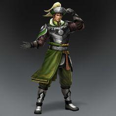 Ma Dai - The Koei Wiki - Dynasty Warriors, Samurai Warriors, Warriors Orochi, and more