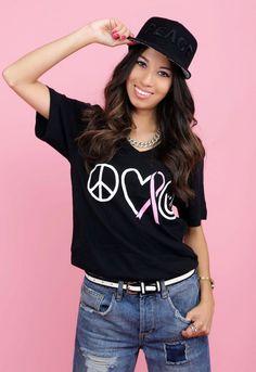 T Cancer Awareness Http Peaceloveworld Com Blog Peace Love
