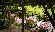 Τσαγκαράδα: 6 σταθμοί γεύσης