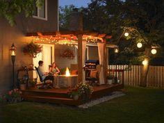 13 Outdoor Pergola Design Ideas