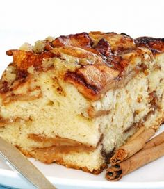 Honey-baked Apple Cake! Gonna make this instead..!!