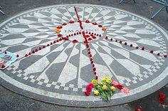 """Résultat de recherche d'images pour """"Strawberry Fields (mémorial)"""""""