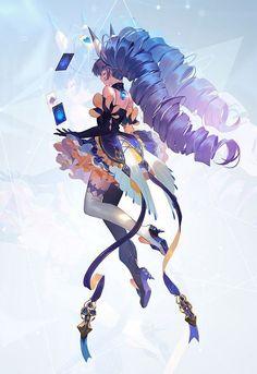 Female Character Design, Character Design References, Character Design Inspiration, Character Concept, Character Art, Fantasy Characters, Female Characters, Anime Characters, Anime Art Girl
