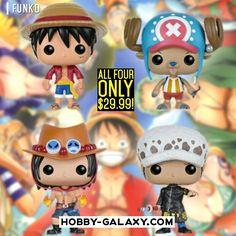 Pre-Order at Hobby-Galaxy.com!  #onepieceanime #onepiecefan #onepiece #monkeydluffy #monkey_d_luffy #luffy #tonytonychopper #portgasdace #trafalgarlaw #funko #funkovinyl #funkopop #funkofunatic #funkopops