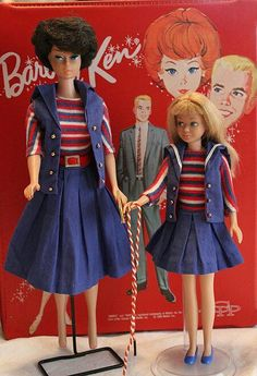 Vintage Barbie Dolls | Vintage Barbie Doll & Friends