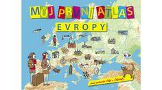Kniha Můj první atlas Evropy aneb putování Vítka a Štěpánky byla zařazena mezi nejlepší dětské knihy 2014.