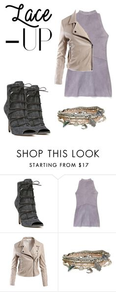 """Untitled #317"" by kaeleehutcheson ❤ liked on Polyvore featuring Sam Edelman, Rebecca Minkoff, Sans Souci and Aéropostale"