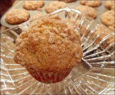 pumpkin apple muffin