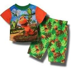 Kids Dinosaur Pajamas, they may not be the gift whispered in Santa's ear but most young boys would be so excited to find a pair under the Christmas...