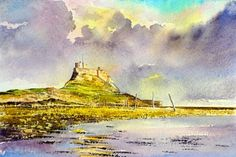 The official tourist information website for Northumberland. Tourist Information, Craft Shop, 2d Art, Arts And Crafts, Watercolor, Colour, Island, Holiday, Painting