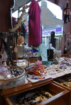 Not just a charity Shop...Saint Michaels, Harrogate