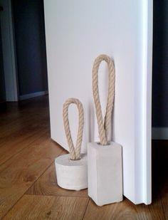 Cale porte corde et beton
