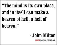 quotes classic literature | quote quotes books novels John Milton