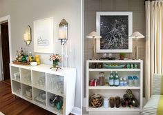 Mini Bars, Canto Bar, Bar Areas, Entryway Tables, Sweet Home, Layout, Diy, House, Furniture