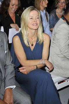 Lady Helen Taylor Photos: Stars at 2012 London Fashion Week