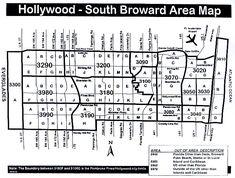 Broward Zip Code Map | Miscellaneous | Pinterest | Zip code map, Zip ...