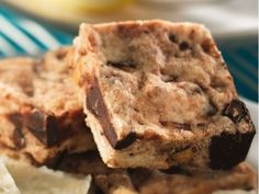 Chunky Chocolate Shortbread