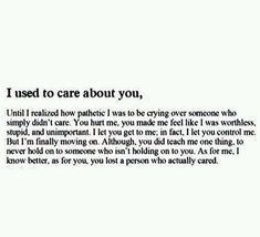 Super Quotes About Moving On From A Guy Breakup Thoughts Ideas Over You Quotes, New Quotes, Change Quotes, Happy Quotes, Quotes To Live By, Qoutes, You Lost Me Quotes, Life Quotes, Relationship Quotes