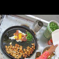 Favorite Vietnamese street food. Bot chien!