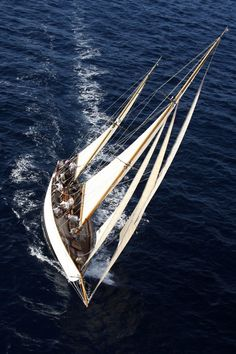 This is a sailboat or yacht. ... Do you know how to sail? ... What do you need to do before you can go sailing?