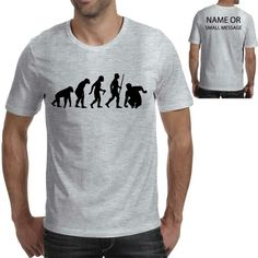 Evolution of petanque player Funny Tee Printed Gift T-Shirt Funny Tees, Funny Tshirts, Nerd Funny, Basketball Funny, Gymnastics Funny, Funny Birthday Gifts, Evolution T Shirt, Funny Prints, Custom T