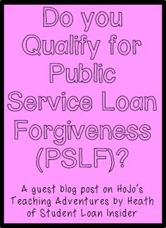 Highlighting Public Service Loan Forgiveness and How It Can Benefit Teachers