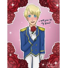 "913 Likes, 20 Comments - Shy PFP By: @wody_wolfie (@_shydoodles_) on Instagram: ""I drew prince garroth ;) And then I realized it looks exactly like tamaki from ""Ouran high school…"""