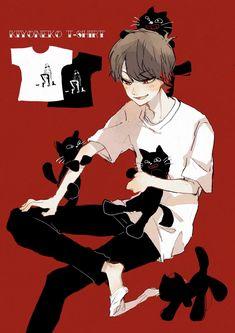 【キヨ】キヨ猫の感じと脱ぎ捨ててる靴下の感じめちゃくちゃにええなぁ… Fan Art, Japan, Boys, Anime, Baby Boys, Okinawa Japan, Children, Fanart, Anime Shows