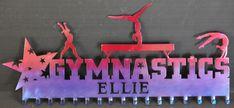 Personalized  Gymnastics Medals Display: Gymnastics Ribbons Holder:  Medals Hanger #gymnastics-medal-hanger #gymnastics-medal-holder #gymnastics-medals-display #medal-display #medal-hanger #medal-hanger-gymnastics #medal-hangers #medal-holder #medal-holder-gymnastics #personalized-gymnastics-medal-display #wrestling-medal-display