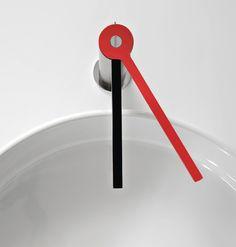 Robinetterie au design épuré pour vasque, douche, baignoire Série RB3/51, au design moderne et élégant.