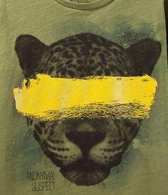 Image 3 de t-shirt à print léopard de Zara