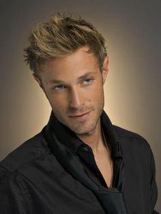 coiffure pour homme blond - Coloration Cheveux Homme Blond