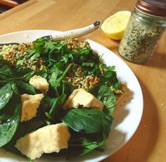 Finally breakfast though it's more like lunch now. Thing about feeding people is you tend not to get to eat your self  but when I do I like to party. Fried tofu spinach and 40years aged balsamic with avocado toast. The usual avo chilly parsley and cracked pepper but this time with lemon juice and hemp seeds.  #T2 #sydney #sydneyfolk #organic #wholefood #nativefoods #naturalfood #foodstyling #glutenfree #coeliac #paleo #vegetarian #dairyfree #vegan #veganblogger #veganlifestyle #bestofvegan…
