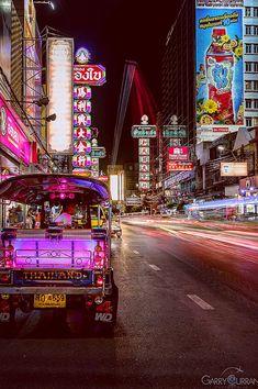 Bangkok nights, Thailand Bangkok, Times Square, Thailand, Explore, Night, Street, Travel, Viajes, Destinations