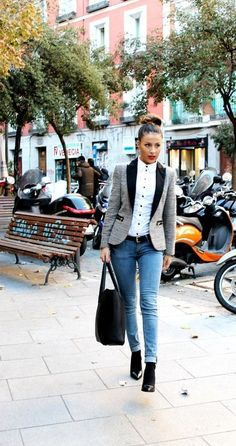 38 Stylish Work Clothes – Office Fashion.  Love this outfit.