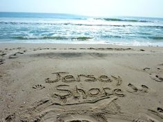 Welcome to the Jersey Shore!