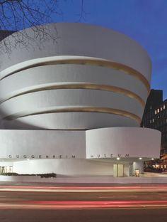 Museo Guggenheim, New York, USA.