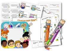 Moral and civic education: activities for the beginning of the year CP / / . Classroom Organisation, Classroom Management, Educational Activities, Activities For Kids, Teaching Character, Le Moral, Cycle 3, Home Schooling, Homeschool Curriculum