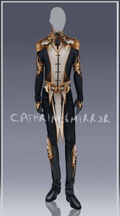 (CLOSED/ reduced) Adopt auction - Outfit 61 by on DeviantArt Anime Outfits, Boy Outfits, Cute Outfits, Modelos Fashion, Anime Dress, Drawing Clothes, Character Outfits, Character Design Inspiration, Fashion Sketches
