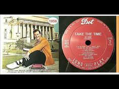 Pat Boone - Take The Time 'Vinyl' - YouTube