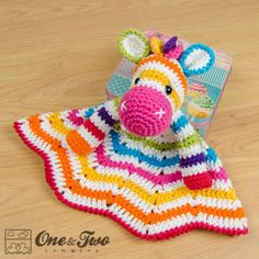 Security Blanket Pattern   Emily the Mouse Security Blanket Crochet Pattern