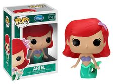 Pop! Disney: Ariel | Funko .. JUST got surprised this morning w/ this lil cutie from Grandma!! Keepin it safe for Jayanna when she's older & not a destroyer LOL