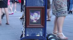 Creative studio is fusing street art and GIF art by planting digital picture frames throughout the city.