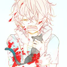 DON'T CRY!!! NOOO HIBIYA PLEASE DONT CRY!