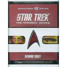 Star Trek: The Original Series - Season 3 [7 Discs] [Hard Plastic Molded Case]