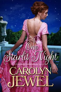 Cover of One Starlit Night, A Regency Historical novella. Originally appeared in the anthology Midnight Scandals, with Courtney Milan and Sherry Thomas. Cover Design by Seductive Musings. Viscount, Sister In Law, Historical Romance, Scandal, Cover Design, Audiobooks, Novels, Ebooks, This Book