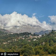 #Repost @aayjayfotos with @repostapp Get featured by tagging your post with #talestreet Dhramshala- Dhauladhar mountain range  #dharamshala #dhauladhar #himachal #instahimachal #mountains #ngconassignment #clouds #nature #instagram #instalike #amateurphotography #camerateur #talestreet #twitter #travelstud #travel #travelogue ##travelawesome #travelbug #explore #wander #explorer #wanderlust
